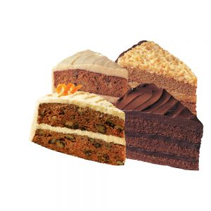 Assorted Layer Cakes