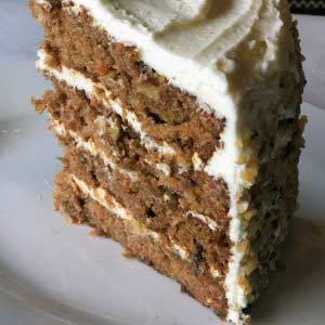 Colossal Tower Carrot Cake